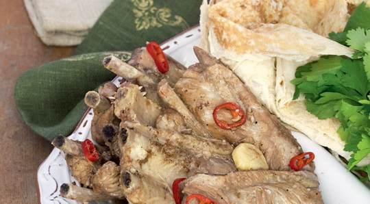 Удивите своих родных и приготовьте свиные ребрышки в кисло-сладком соусе