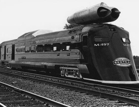 Предшественником советского СВЛ стал американский поезд М-497