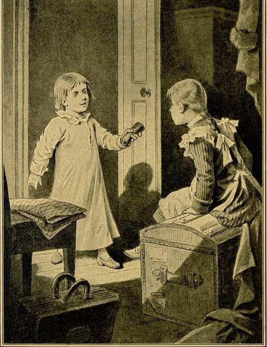 Это отрывок из «Записок маленькой гимназистки» (1908) Лидии Чарской.