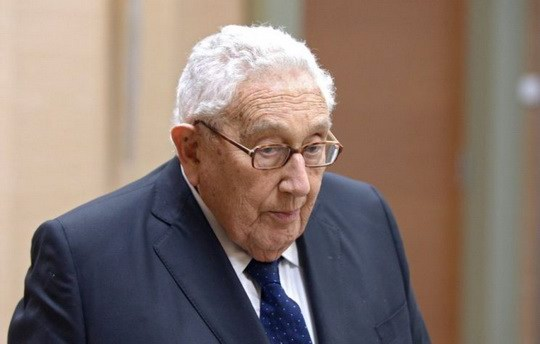 Some people blog, Henry Kissinger writes and his take on the consequences of the Covid-19 virus are certainly worth analysis.