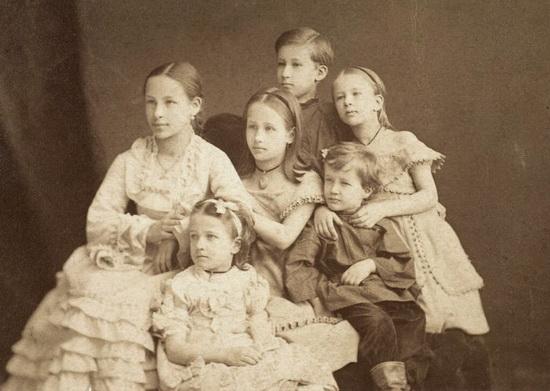 Дети Александра Александровича