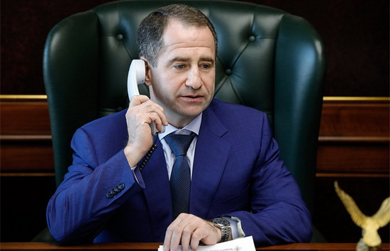 Бывший посол России в Белоруссии Бабич