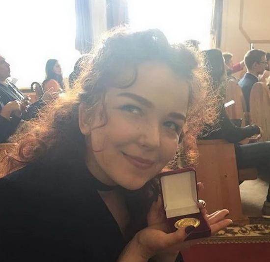 дочь Марии Шатлановой