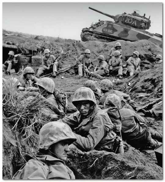 Эту операцию многие военные историки называют девятидневным «боем с тенью»