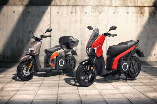 SEAT MO eScooter, SEAT, eKickScooter, скутеры+SEAT, самокаты+SEAT, скутеры и самокаты +SEAT, авто, технологии