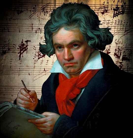 После смерти Бетховена в потайном ящике его стола были обнаружены несколько документов, которым он, видимо, придавал особое значение и потому хранил их многие годы