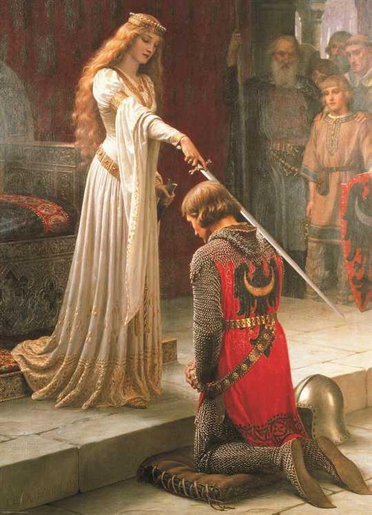 К концу XII столетия Западная Европа познает новое и причудливое явление – куртуазную любовь. Трубадуры и ваганты ввели новый «тренд».