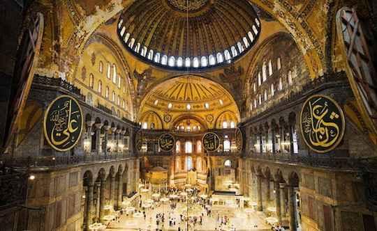 Верховный суд Турции постановил, что статус собора Святой Софии в Стамбуле может быть изменен указом президента.