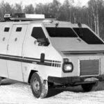 Как создавался первый инкассаторский микроавтобус СССР