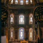 Что ждет христианские мозаики в мечети Айя-София