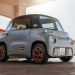 Электромобиль Ami от Citroen за 6000 евро
