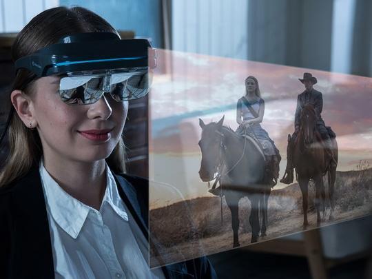 Основанная 4 года назад в Силиконовой долине компания DreamWorld предложила на Indiegogo краудфандинговый проект Dream Glass 4K