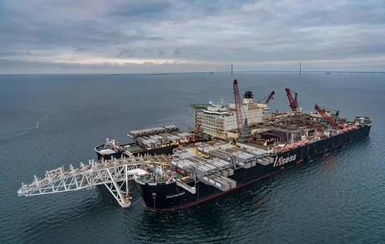 Датское энергетическое агентство (ДЭА) по запросу компании Nord Stream 2 AG дала разрешение на использование судов