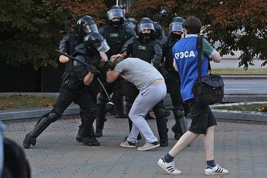 беларусь_протесты