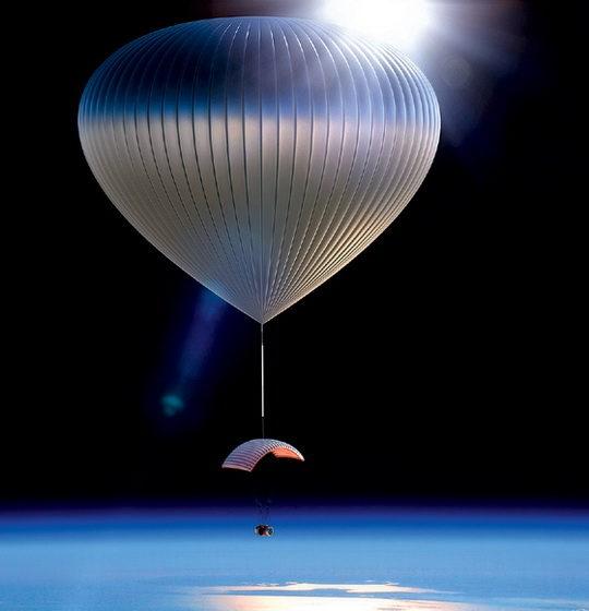 Чем больше объем шара и легче его конструкция, тем выше он поднимается.