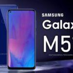 Samsung Galaxy M51: бюджетник с супераккумулятором
