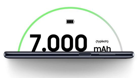 В Samsung обещают, что на одном заряде аккумулятора устройство проработает два дня. А быстро заполнить батарею поможет технология быстрой зарядки, поддерживающая устройства мощностью до 25 ватт.