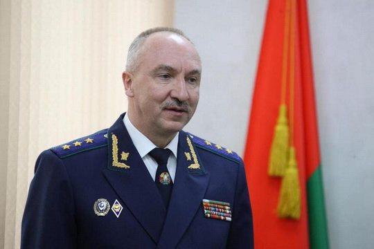Генпрокурор Александр Конюк заявил о возбуждении уголовного дела в отношении Координационного Совета по cтатье 361 УК — «призывы к захвату власти».