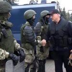 Александра Лукашенко внесли в базу «Миротворца»
