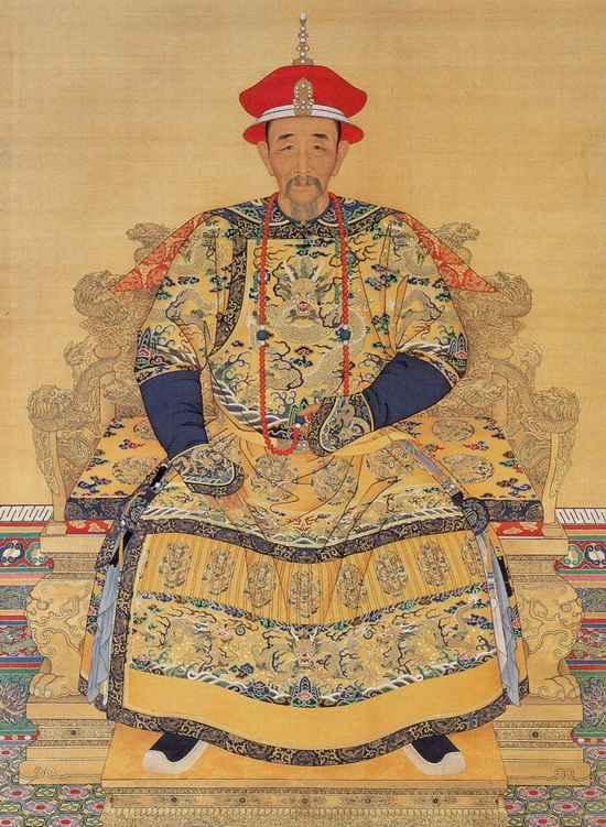 Маньчжурский император Айсиньгёро Сюанье