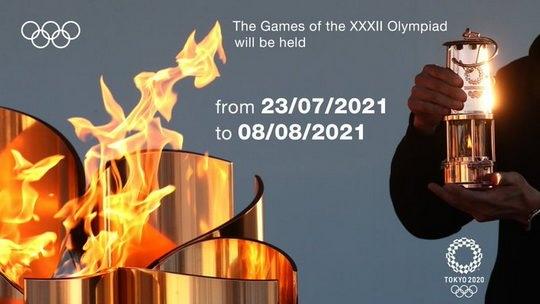 """Отложенная токийская Олимпиада состоится в будущем году """"с ковидом или без него"""