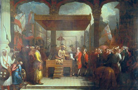 Богатейшая колония два столетия питала метрополию и к моменту обретения независимости стояла над пропастью