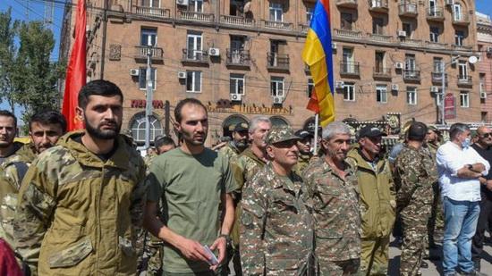 """Ереван постарается нанести Баку""""максимальные потери"""""""