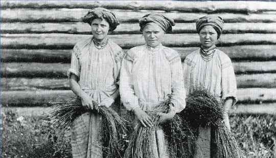 На Руси женщин называли по-разному.