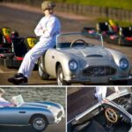 Детский Aston Martin DB5 Junior за £45 000
