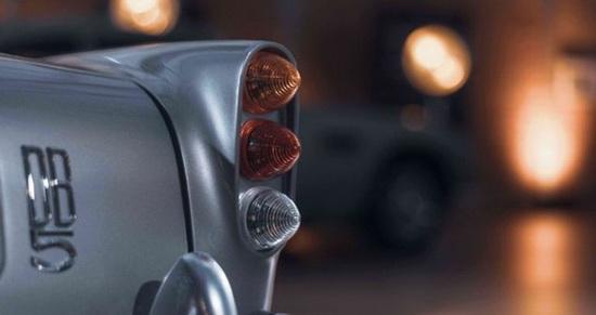 Полный набор оптики / Aston Martin / Little Car Company