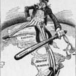 US imperialism resurrects the Monroe Doctrine +перевод