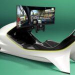 Aston Martin AMR-C01: элитный гоночный симулятор