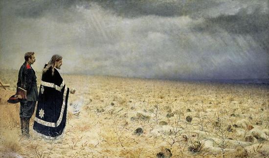 Побежденные (Панихида), 1878-1879 гг.