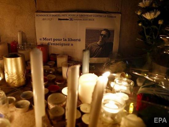 Убийство в пригороде Парижа