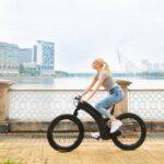 Beno Reevo: электрический велосипед без спиц