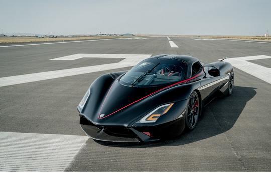 Компания SSC North America, подтвердила свою репутацию производителя самых быстрых в мире серийных автомобилей