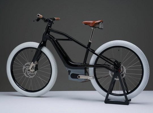 Американский производитель мотоциклов Harley-Davidson представил свой первый электрический велосипед Serial 1.