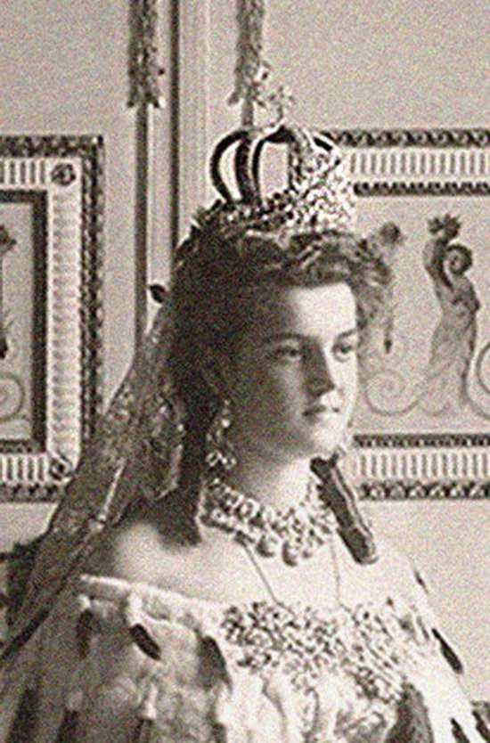 Великая княжна Мария Павловна
