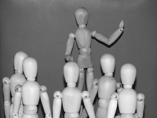 Демагогия — набор ораторских и полемических приёмов и средств, позволяющих ввести аудиторию в заблуждение и склонить её на свою сторону.