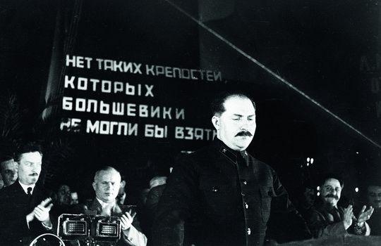 Он был самым преданным соратником вождя и одним из инициаторов репрессий.