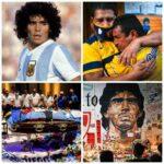 В Аргентине прощались с Диего Марадоной