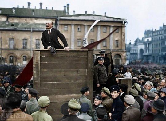 7 ноября отмечалась памятная дата – День Октябрьской революции 1917 года.