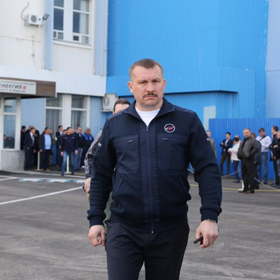 На днях был арестован Роман Бобков, директор космического центра «Восточный».
