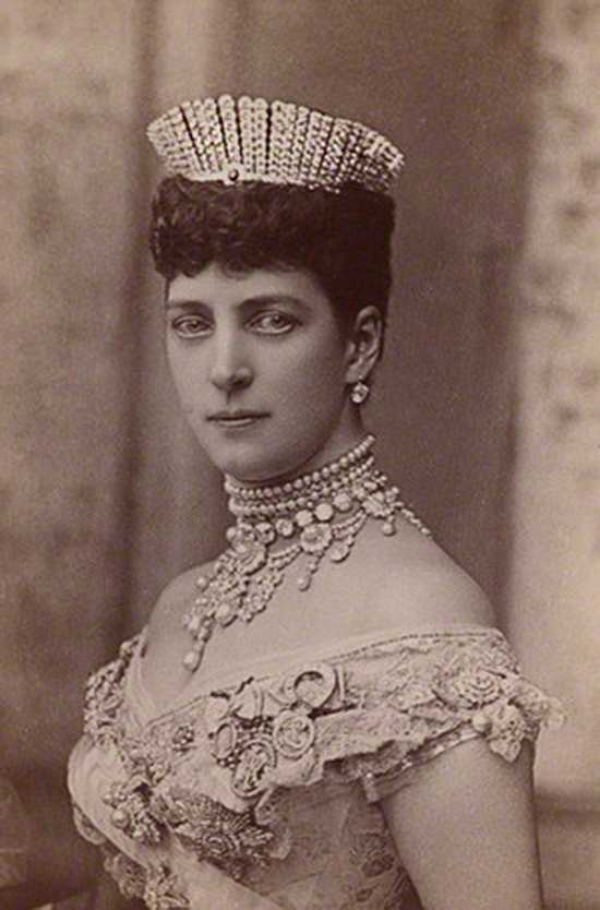 фото принцессы Александры