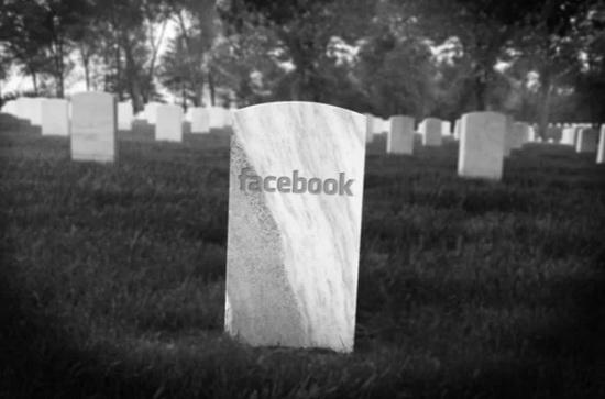 Право на наследство в Facebook