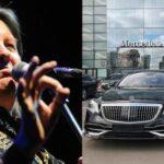 Лоза отреагировал на покупку сыном Валерии Maybach за 10 млн рублей