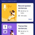 Приложение Task Mate от Google предоставит дополнительный заработок для любого пользователя