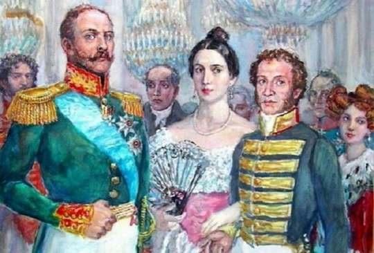 Практически все современники Александра Сергеевича Пушкина были уверены, что между царём Николаем I и супругой поэта существовала более тесная, чем просто платоническая связь.