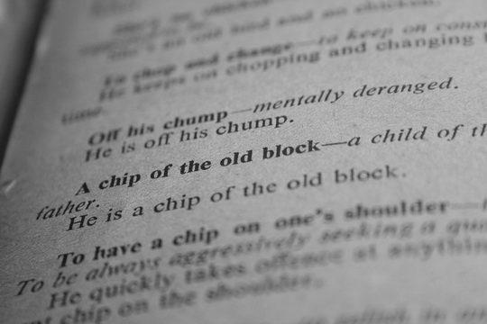 ИДИОМА - (греч. idioma — своеобразное выражение) — устойчивый оборот речи, смысл которого не определяется значением входящих в него слов.