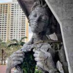 Необычный памятник во Флориде